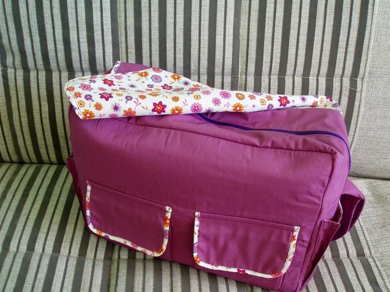 prodetey.ru - Как сшить сумку на коляску.