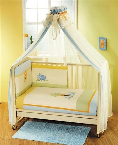 как сделать детскую кроватку фото.