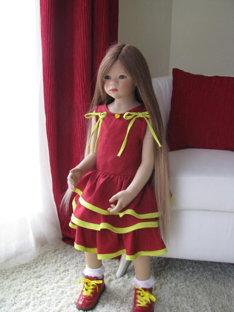 Вещи для больших кукол своими руками 20