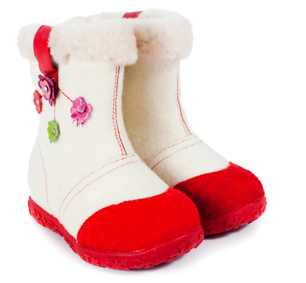 о моде: Зимняя детская обувь котофей