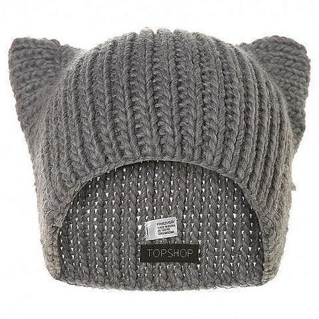 шапка с мордочкой панды