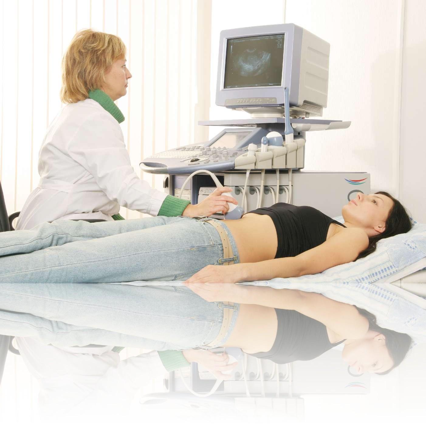 Подготовка к проведения узи беременным