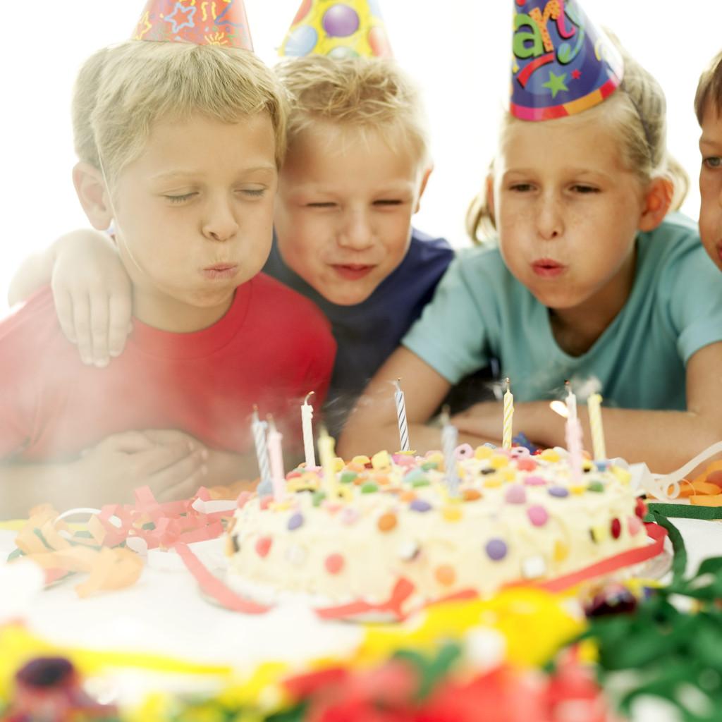 Праздник для детей на день рождения фото
