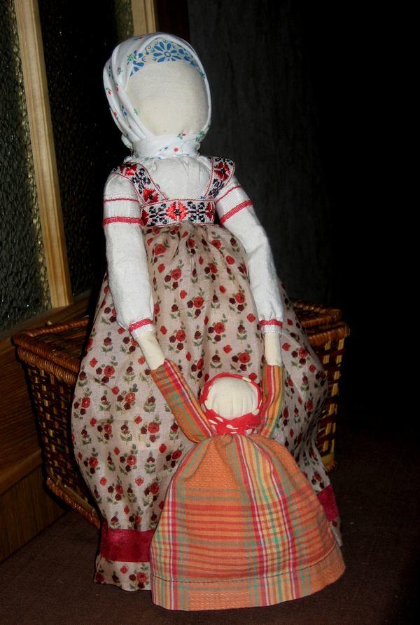Кукла как сделать куклу своими руками из