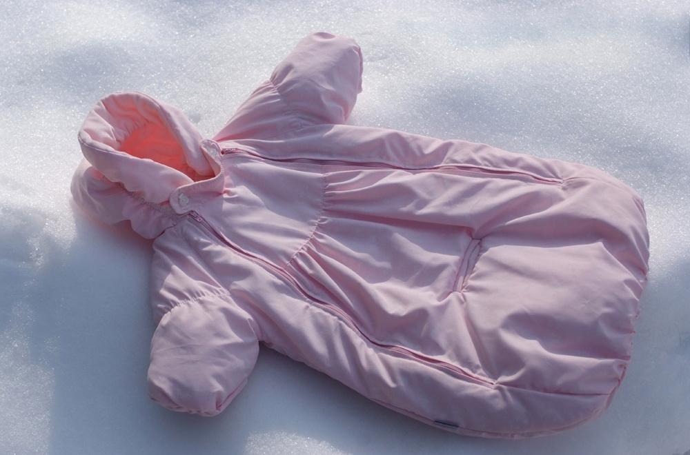 вязание чепчика для новорожденного