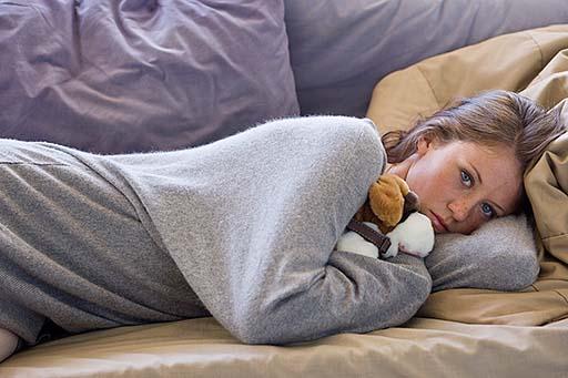 Депрессия у беременных негативно влияет на ребенка