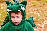 Как сделать костюм дракона