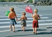 Ребенок и правила дорожного движения