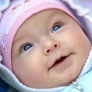 До скольки лет у детей меняется цвет глаз