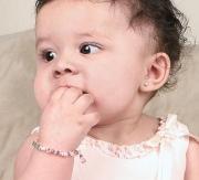 Где и как проколоть уши ребенку