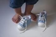 Первая обувь вашего малыша