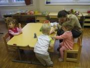 Трудности адаптации в детском саду