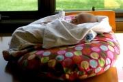 Шьем подушку для кормления
