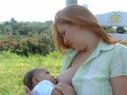Как восстановить грудь после родов