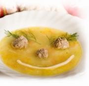как приготовить первий суп малишу