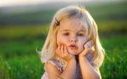Как меняется цвет волос у детей