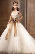 Свадебные платья для куклы выкройка