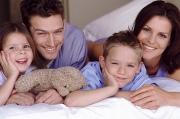 Как наладить отношения ребенка и нового мужа
