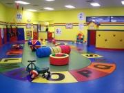 Оригинальный интерьер детского сада