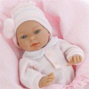 Вязать шапочку для младенца спицами