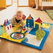 Как сделать коврик для детей