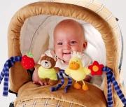 Как выбрать коляску для ребёнка