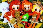 Как сделать волосы кукле