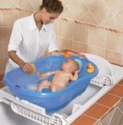 Самая удобная ванночка для ребенка