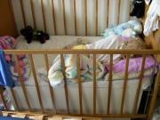 Выбираем безопасную детскую кроватку