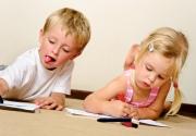 Дети в детском садике: первые друзья и первые враги