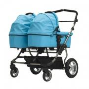 Как выбрать коляску для двойняшек