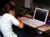 Как обезопасить ребенка от искривления позвоночника при работе за компьютером