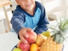 Фрукты и витамины детям