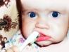 Как правильно чистить зубки малышам
