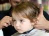 Первый раз к парикмахеру