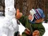 Зимние игры для детей от 1 года до 3 лет