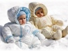 Как выбрать зимний комбинезон для новорожденного
